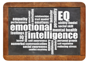 EQ competencies are interdependent